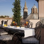 Appartement Bramante - Terrasse