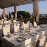 Dîner de Gala - Villa Borghese