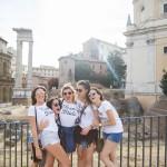 Photoshooting tour Rome