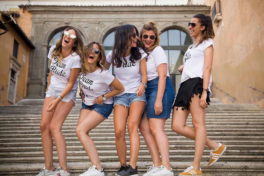 Photo shooting Rome