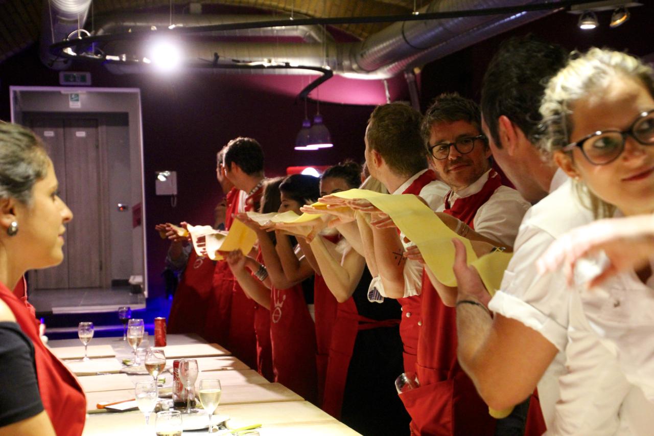 beyond roma - cours de cuisine pour groupes à rome - Cours De Cuisine Rome