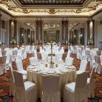 Dîner de gala - Hotel de luxe