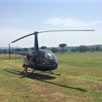 Hélicoptère tour rome
