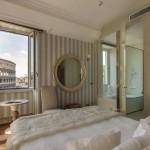 Hôtel luxe Colisée - Chambre