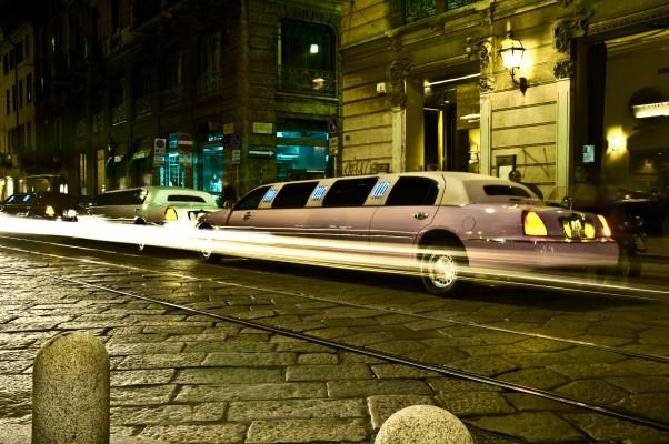 limo rome
