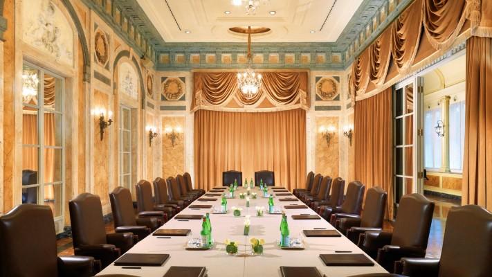 Salle Meeting - Pièce historique