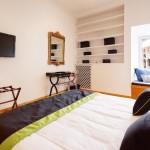 Suites Colisée - Chambre avec vue