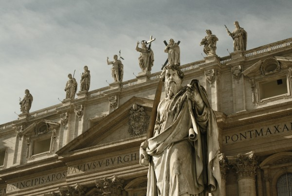 Saint pierre rome