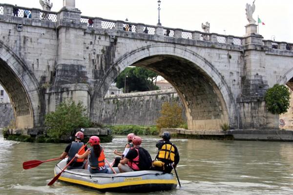 Rafting Rome