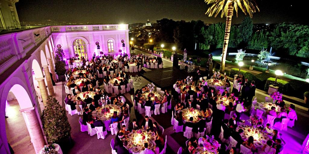 Dîner de Gala dans une Villa privatisée
