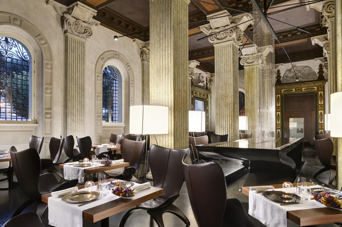 Hôtel 5* Termini - Restaurant