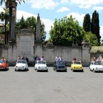 Fiat 500 groupe rome