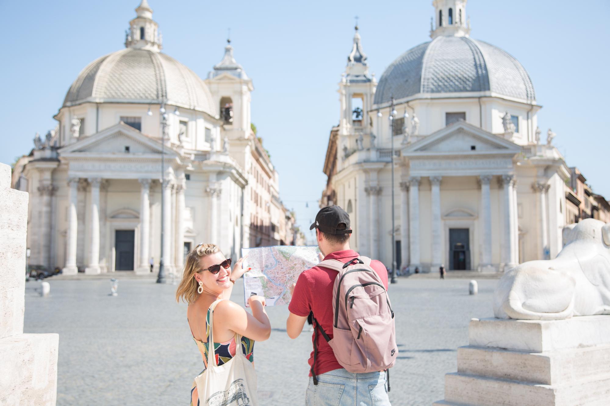Chasse au trésor couple Rome_BeyondRoma