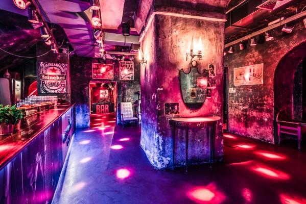 Discothèque Centre Ville - Salle Club