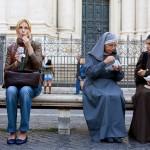 Mange, Prie, Aime tour Rome