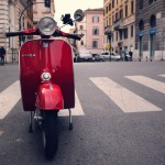 Tour Vespa Rome