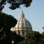 Musée du Vatican coupole
