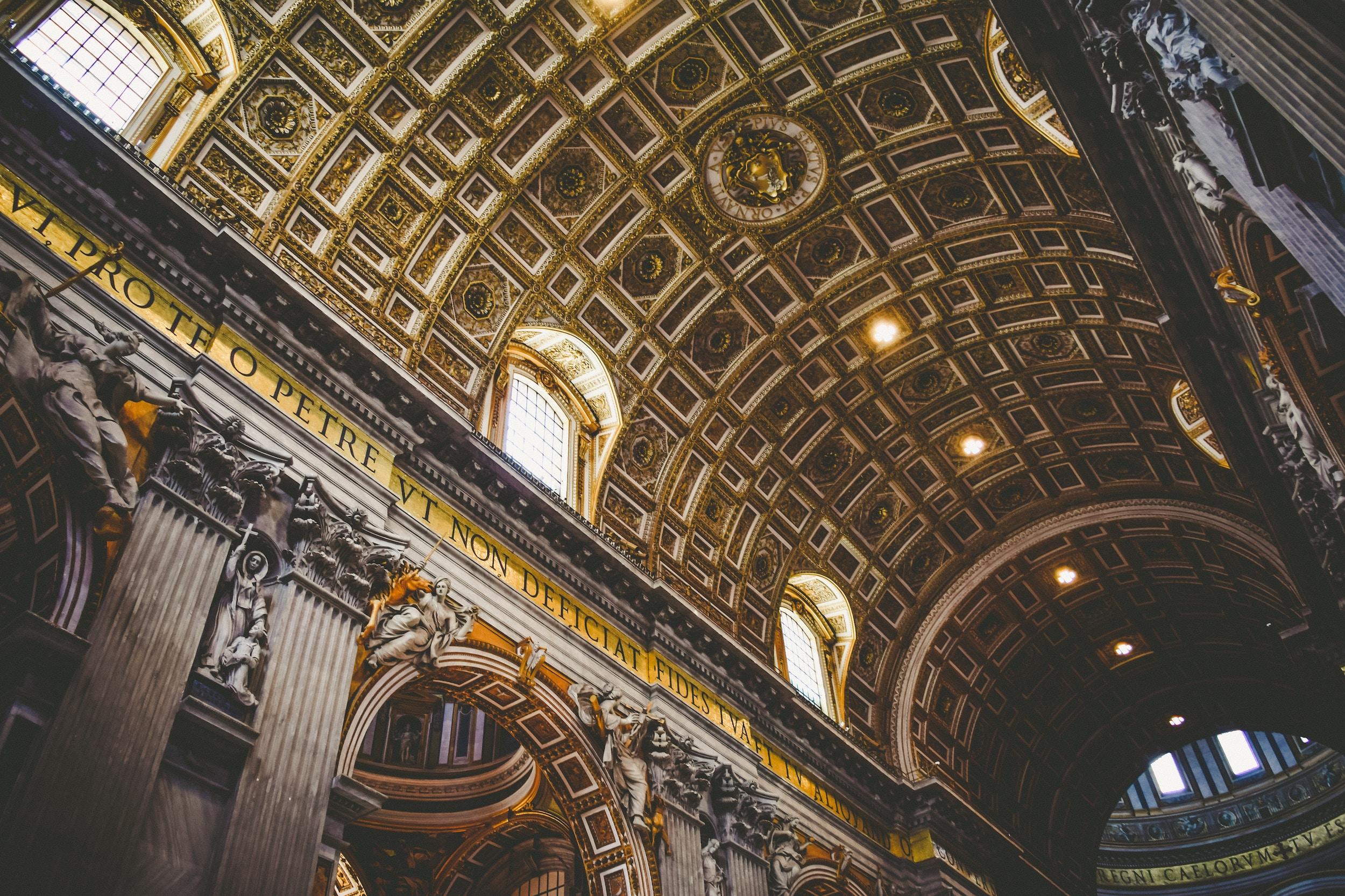 Visite Basilique Saint Pierre Vatican _BeyondRoma