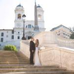 Foto shooting couple Roma