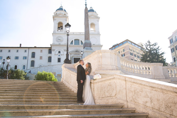 Foto shooting couple Roma