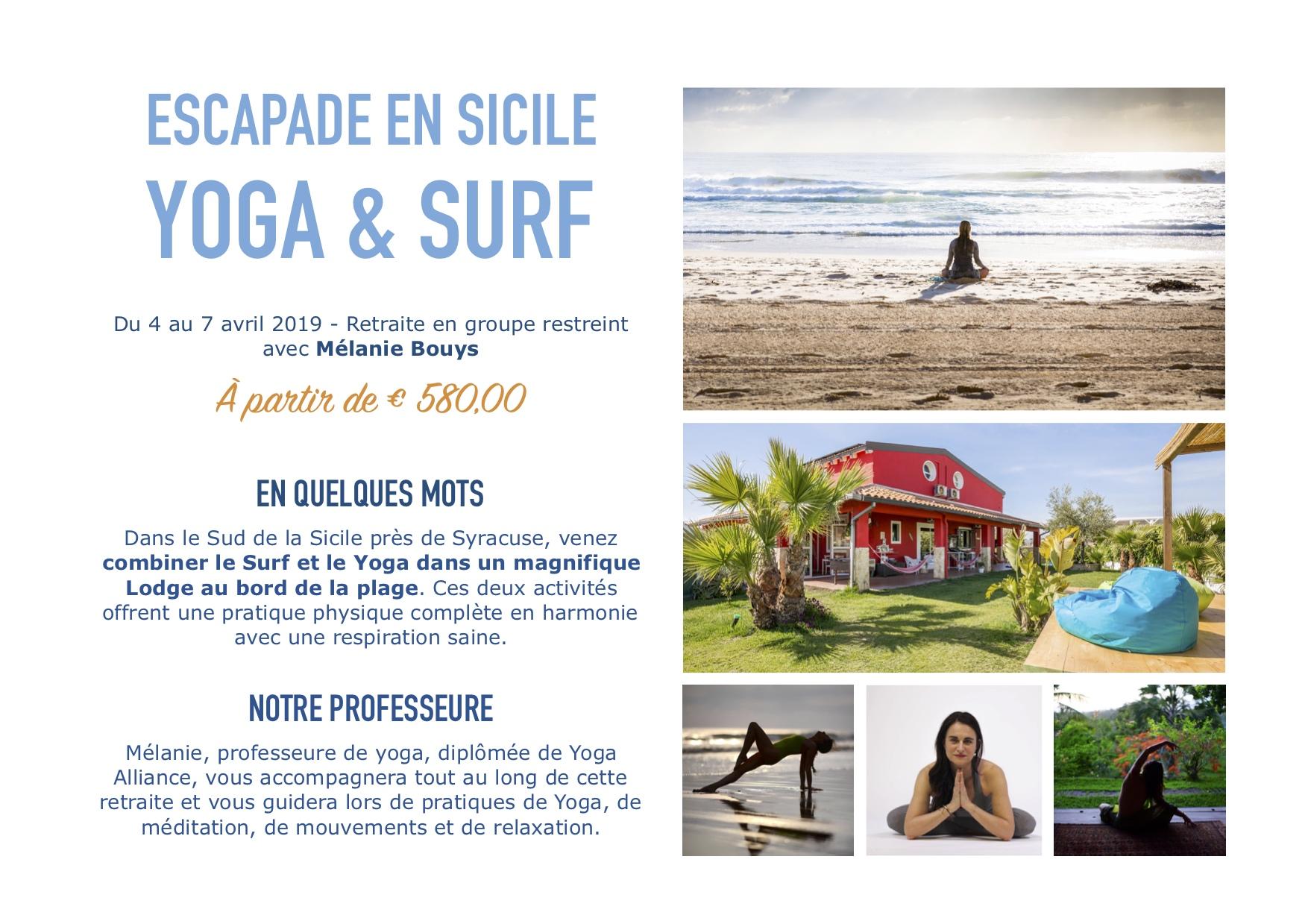Yoga Sicile