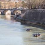rafting tiber river