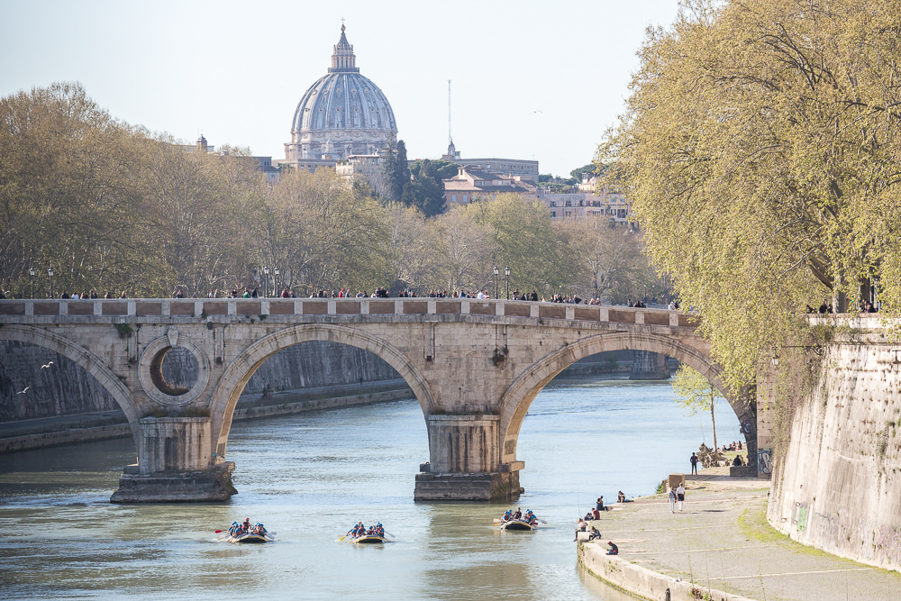 rafting Vatican