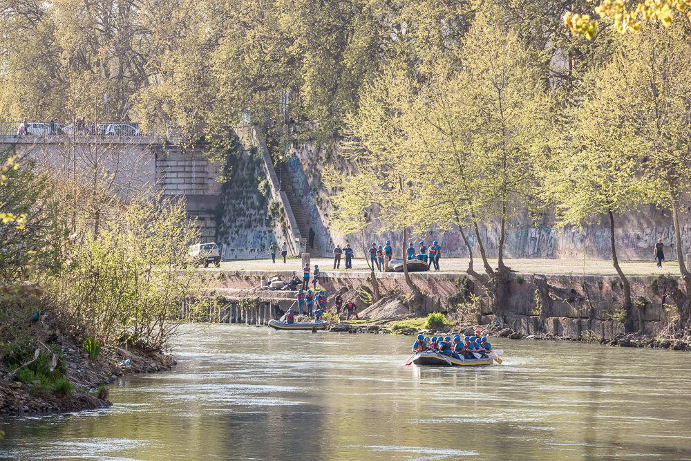 rafting roma