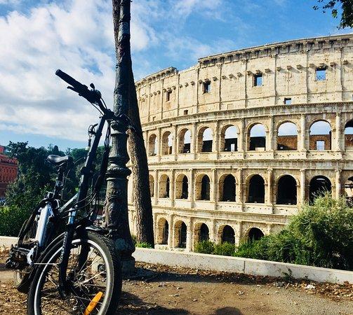 Ebike tour rome