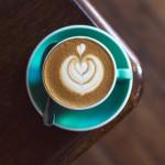 Instagram café