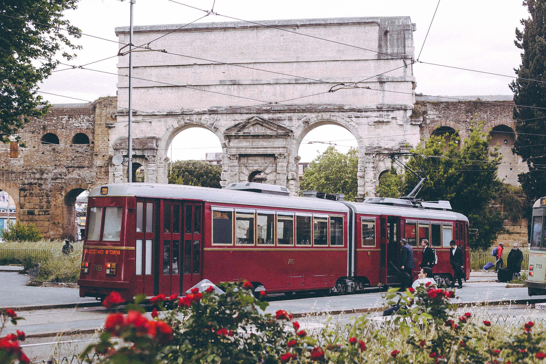 Dîner Tramway Rome