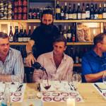 Dégustation vin rome