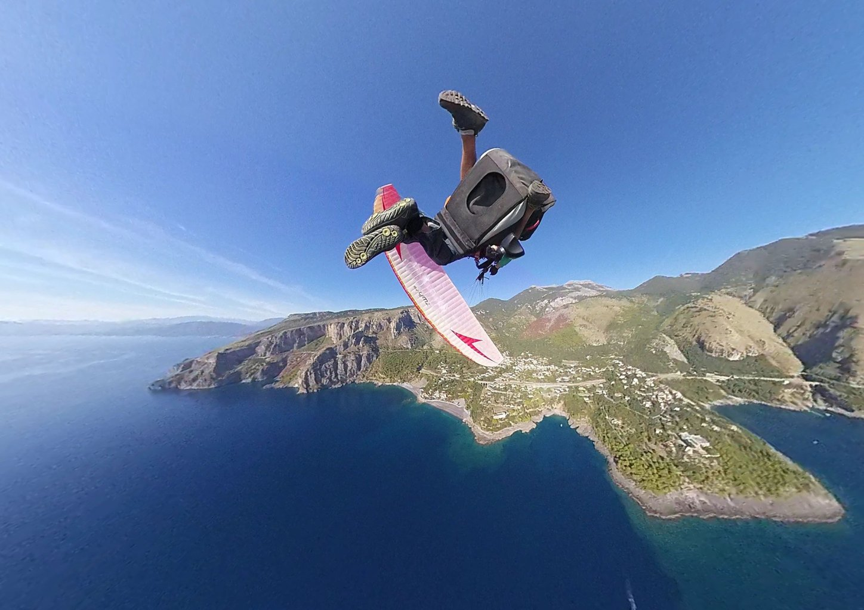 Parapente Rome acrobaties_BeyondRoma