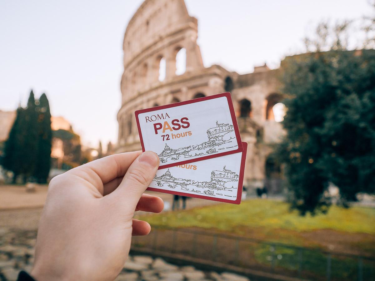 Roma pass Colosseo _BeyondRoma