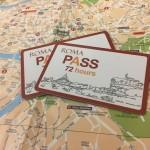 Rome Pass Map public transport _beyondRoma
