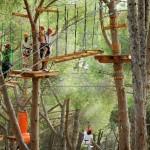 parc aventure rome team building_BeyondRoma