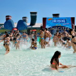 Parc d'attractions Cinecittà World piscine cinepisicna swimming pool_BeyondRoma