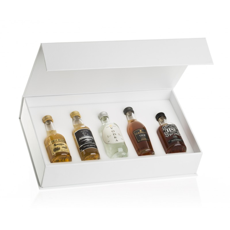 Coffret cadeau vodka whisky vin entreprise _Beyond Travel Event