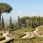 Jardin castel Gandolfo papa visite guide _Beyond Roma
