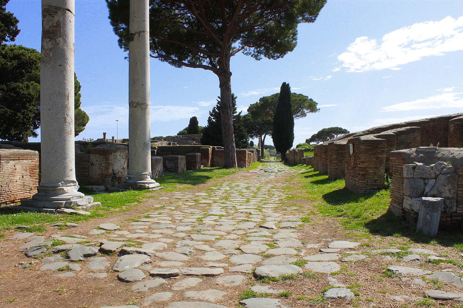 Ostia Antica tour visite Rome Antique guide _Beyond Roma