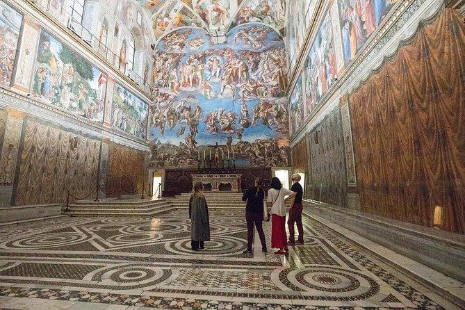 VIP Visit Vatican exclusif Sistine Chapel _BeyondRoma