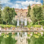 Villa Este fontaine guide groupe scolaire _BeyondRoma