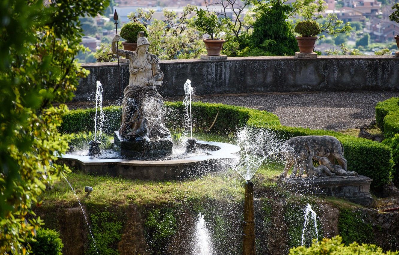 Villa Este tivoli visit guide _Beyond roma