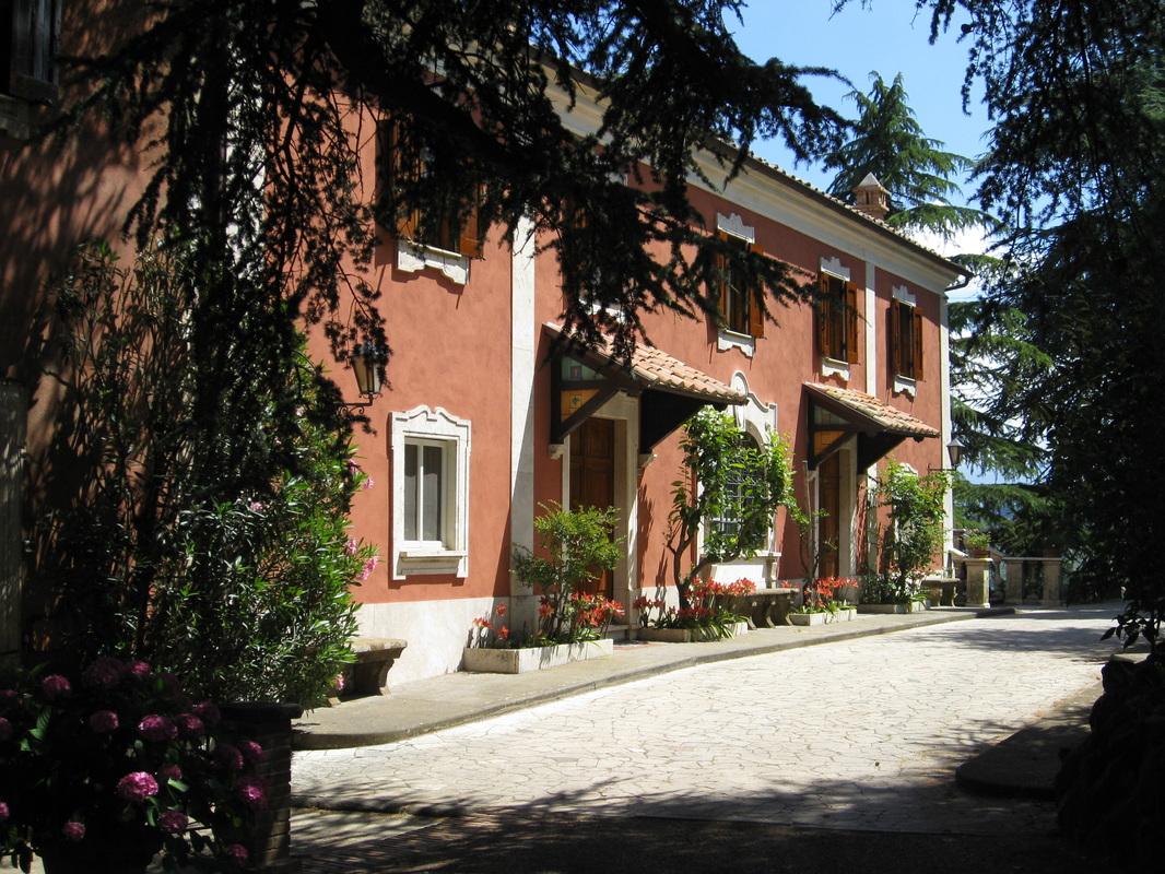Villa castelli romani rental family _BeyondRoma