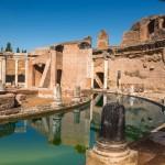 Villa hadriana tour guide group _Beyond Roma
