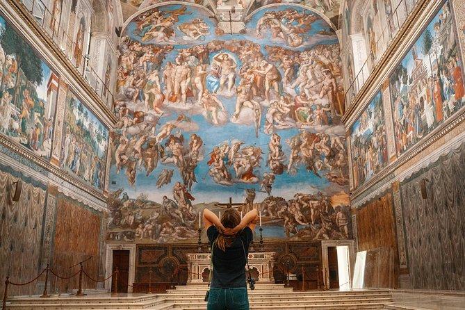 Visit VIP Vatican Alone chapel _Beyond Roma