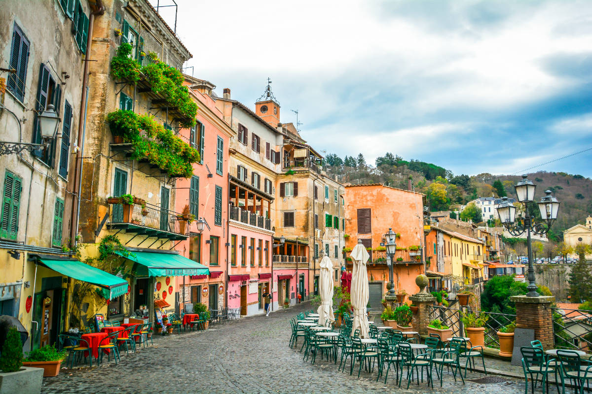 Visit borgo castelli romani _Beyond Roma