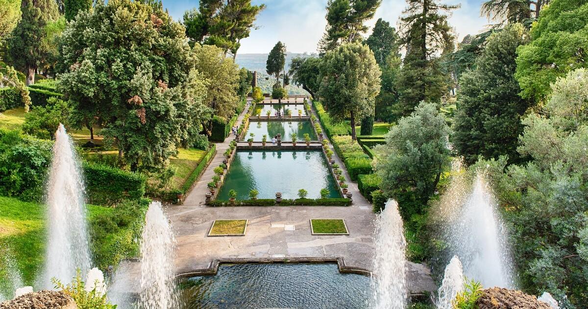 Visit tour guide Este Tivoli _Beyond Roma