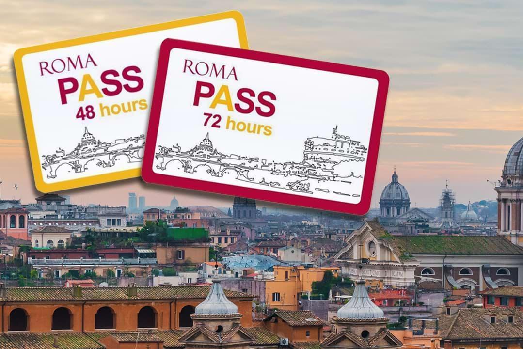 Roma pass 48 72 Transport musée expérience _BeyondRoma