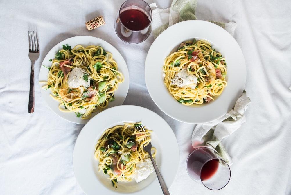 Gastronomie online et à distance